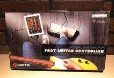 Griffin Guitar Foot Switch Controller in Houston, Texas