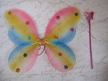 LITTLE GIRL COSTUME BUTTERFLY WITH LITES. in Okinawa, Japan