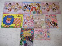 COLORING PADS AN ARTS AN CRAFT BOOKS.. in Okinawa, Japan
