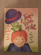 NEW A Frog Inside My Hat-A First Book of Poems book in Camp Lejeune, North Carolina