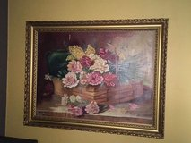 beautiful antique painting from France in Ramstein, Germany