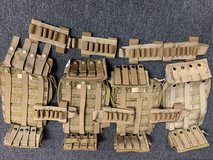 Misc military pouches in Camp Pendleton, California