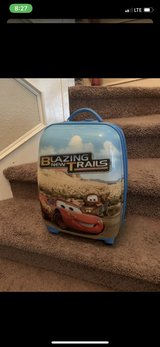 Hard Case Suitcase Disney Cars. in Travis AFB, California