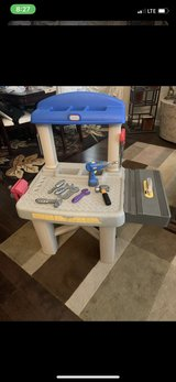 Little Tike Tool Bench in Travis AFB, California