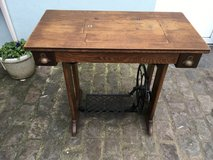 antique sewing machine table in Ramstein, Germany