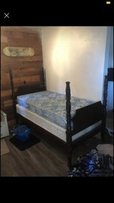 twin bed in Camp Pendleton, California