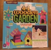 NIB Made By Me 4-in-1 Wooden Garden by Horizon Group USA in Rolla, Missouri