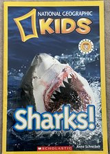 National Geographic Kids Sharks! in Okinawa, Japan