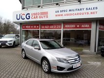 2010 Ford Fusion SE in Spangdahlem, Germany
