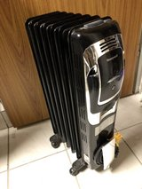 oil-filled space heater in Ramstein, Germany