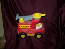 Fisher Price Little People Fire Truck in Alamogordo, New Mexico
