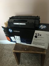 HP 53X high yield laserjet toner cartridge in Camp Lejeune, North Carolina