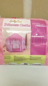 Girls Pink Princess Tent in Camp Pendleton, California