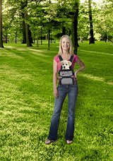 Eugene's Front Pet Carrier, Dog Backpack Bag, Free Your Hands. Use as: Dog Carrier, Cat Carrier,... in Naperville, Illinois