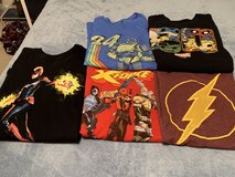 mens marvel shirts(xl)(first two on bottom all thats left) in Fort Leonard Wood, Missouri