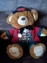 Vintage Christmas Bear in Cherry Point, North Carolina