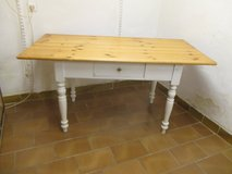 beautiful farm house wooden dining/ kitchen/ crafting table in Ramstein, Germany