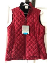 NWT--Ladies Red Vest in Chicago, Illinois