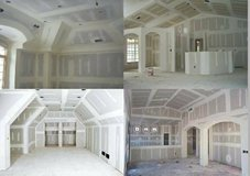 Drywall Repairs and Install in The Woodlands, Texas