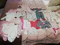 baby girls clothes 0 to 3 months in Lakenheath, UK