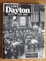 """200 years of Layton History """"For the love of Layton, Life in the Miami Valley 1796-1996"""" in Ramstein, Germany"""