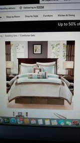 Comforter Set in Camp Pendleton, California