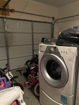Washer runs ,I think sensor is out  and has the pedal stool 832-477-1434 Steven in Pasadena, Texas
