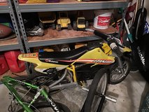 Free electric dirt bike I have the charger does not work in Pasadena, Texas