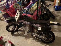 Free electric dirt bike does not work I have the charger in Houston, Texas