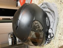 bell helmet with transition visor in Camp Pendleton, California