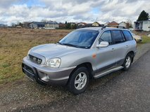 HYUNDAI SANTAFE 2.7 AUTOMATIC NEW INSPECTION 2003 Only 89.000 miles in Ramstein, Germany