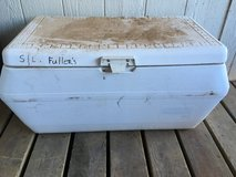 Large ice chest in Alamogordo, New Mexico