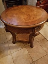 Pair of Solid wood End / Side Tables in Baytown, Texas