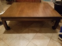 Large Solid Wood Coffee table in Baytown, Texas