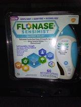 Flonase Sensimist allergy relief in Huntsville, Texas