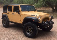 2014 Jeep Wrangler Unlimited (Highly Custom) RUBICON in Alamogordo, New Mexico
