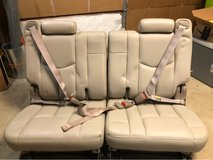 2000-2006 Yukon seats in Fort Campbell, Kentucky