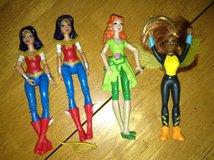 DC Superhero Girls in Bolingbrook, Illinois