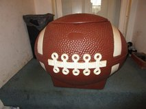 LITTLE TYKES FOOTBALL TOY BOX in Naperville, Illinois