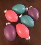Egg Ornaments in St. Charles, Illinois