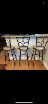 3 Bar Stools in Westmont, Illinois