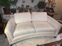 Off white loveseat in Shorewood, Illinois