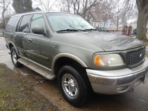 2001 FORD EXPEDITION 4X4 in Yorkville, Illinois