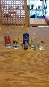 Tall Shot Glasses in Ramstein, Germany