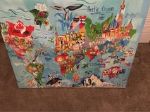 Canvas Painting in Fort Campbell, Kentucky
