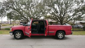 02 Chevy 1500 3rd 4th doors in Houston, Texas
