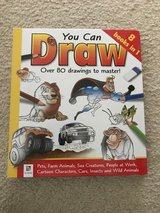 DRAW book in Houston, Texas