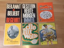 XXL lot accordion music books in Ramstein, Germany