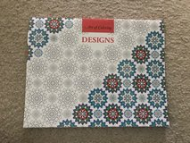 Designs coloring book  NEW in Kingwood, Texas