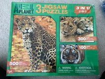 3 in 1 puzzle in Kingwood, Texas